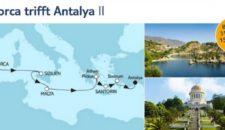 Mein Schiff 1 Mallorca trifft Antalya 2