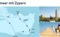 Mein Schiff 1 Mittelmeer mit Zypern