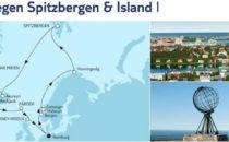 Mein Schiff 1 Norwegen Spitzbergen & Island 1