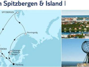 Mein Schiff 1 Norwegen, Spitzbergen und Island / © TUI Cruises
