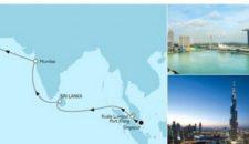 Mein Schiff 1: Singapur trifft Dubai 2018 (Abschiedsreise MS1)