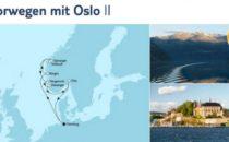 Mein Schiff 1 Südnorwegen mit Oslo 2
