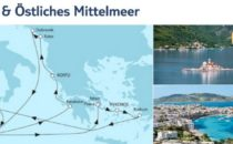 Mein Schiff 2 Adria & Östliches Mittelmeer