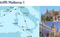 Mein Schiff 2 Malta trifft Mallorca 2