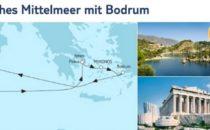Mein Schiff 2 Östliches Mittelmeer mit Bodrum