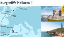 Mein Schiff 3 Hamburg trifft Mallorca 2
