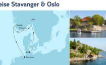 Mein Schiff 3 Kurzreise Stavanger & Oslo 2017