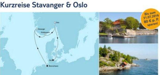 Mein Schiff 3 Kurzreise Stavanger und Oslo / © TUI Cruises