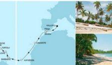 Mein Schiff 3 Mallorca trifft Karibik