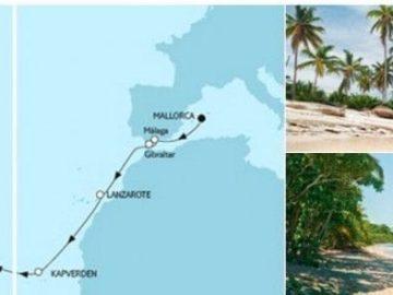 Mein Schiff 3 Mallorca trifft Karibik / © TUI Cruises
