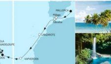 Mein Schiff 3 Mittelmeer trifft Barbados