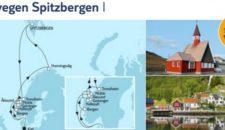 Mein Schiff 3 Norwegen und Spitzbergen 1