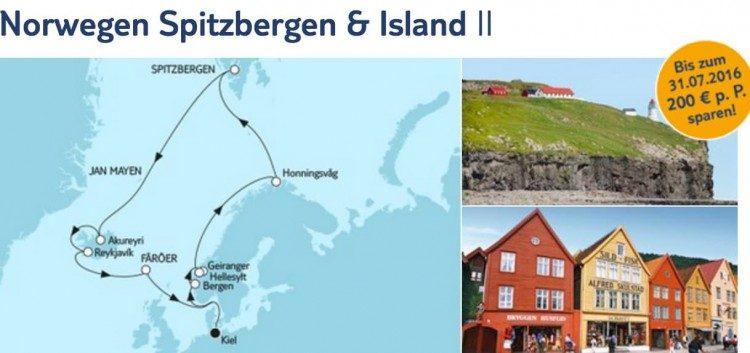 Mein Schiff 3 Norwegen und Spitzbergen mit Island 2 / © TUI Cruises