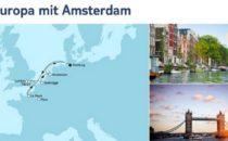 Mein Schiff 3 Westeuropa mit Amsterdam