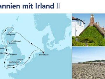 Mein Schiff 4 Großbritannien mit Irland 2 / © TUI Cruises