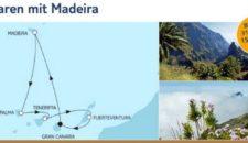 Mein Schiff 4 Kanaren mit Madeira
