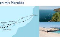 Mein Schiff 4 Kanaren mit Marokko