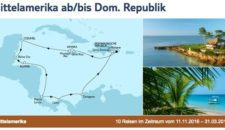 Mein Schiff 4: Mittelamerika ab/bis Dom. Republik