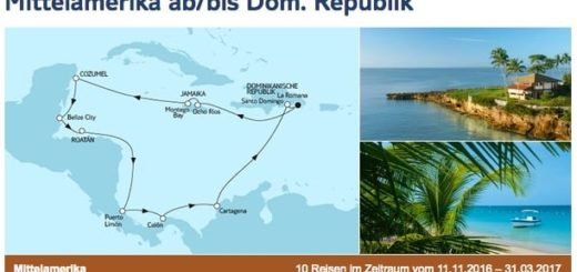 Mein Schiff 4 Mittelamerika ab/bis Dominikanische Republik / © TUI Cruises
