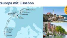 Mein Schiff 4 Westeuropa mit Lissabon