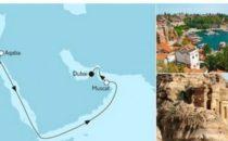 Mein Schiff 5 Antalya trifft Dubai II