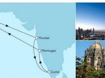 Mein Schiff 5 Dubai mit Indien / © TUI Cruises