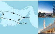 Mein Schiff 5 Dubai mit Katar