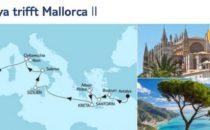 Mein Schiff 5 Antalya trifft Mallorca 2