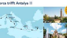 Mein Schiff 5 Mallorca trifft Antalya 3