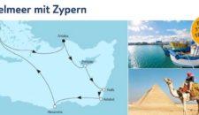 Mein Schiff 5 Mittelmeer mit Zypern