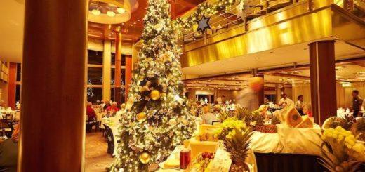 Mein Schiff 3 Weihnachtsreise 2016 / © TUI Cruises