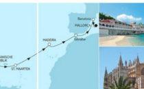 Mein Schiff 6 Jamaika trifft Mallorca