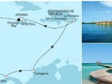 Mein Schiff 6 Mittelmeer ab/bis Jamaika / © TUI Cruises