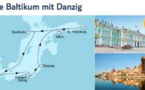 Mein Schiff 6 Ostsee Baltikum mit Danzig