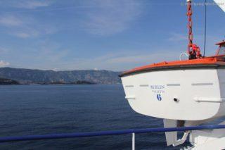 MS Berlin Reisebericht Mittelmeer Kreuzfahrt Kurzreise