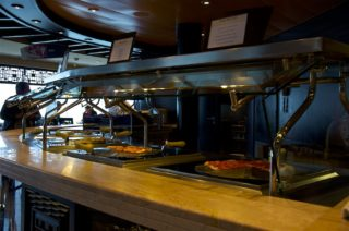 Zanzibar - Buffetrestaurant MSC Fantasia