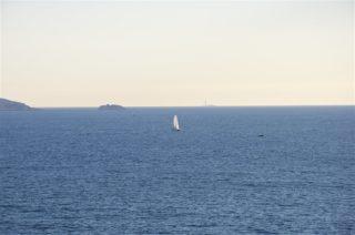 Auslaufen Marseille