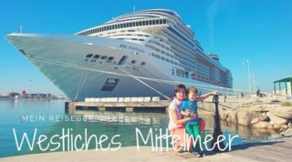 MSC Fantasia Reisebericht Mittelmeer Kreuzfahrt mit Kind