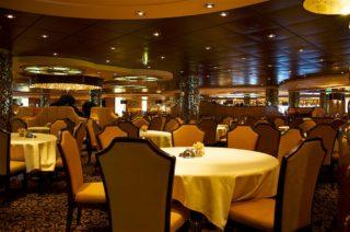 Restaurant Il Cerchio D'Oro MSC Fantasia