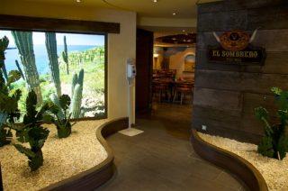 Restaurant Tex Mex MSC Fantasia