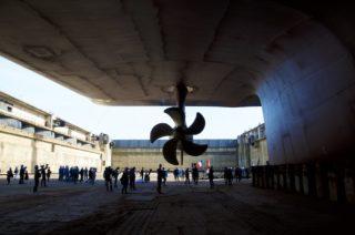 MSC Meraviglia: Float Out Ceremony