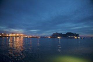 MSC Meraviglia: Ausdocken vom Baudock