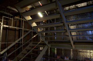 MSC Meraviglia: Treppenhaus