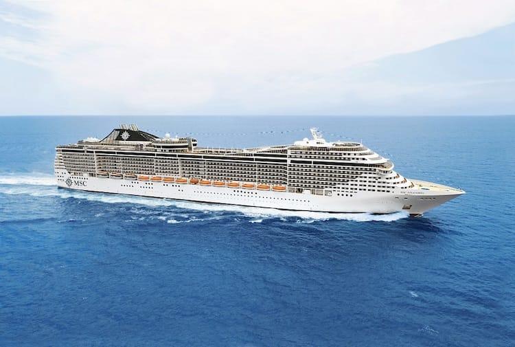 MSC Splendida: 30 Tage Kreuzfahrt von Dubai nach Japan mit ...