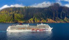 Pride of America: Umroutung wegen Vulkanausbruch auf Hawaii