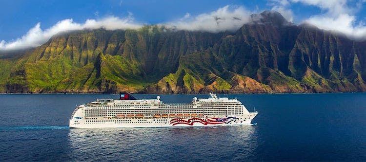 Pride of America - Hawaii Kreuzfahrten / © Norwegian Cruise Line
