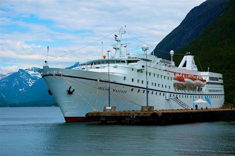 Besichtigungstermine der MS Ocean Majesty