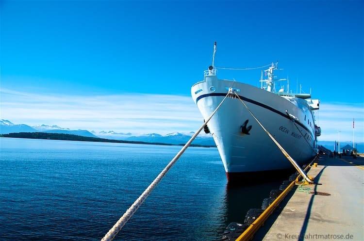 MS Ocean Majesty in Molde