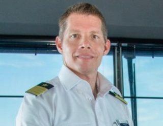 Kapitän Thomas Roth / © TUI Cruises