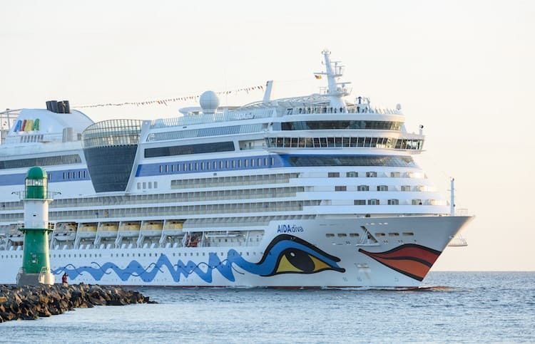 AIDAdiva/ ©AIDA Cruises